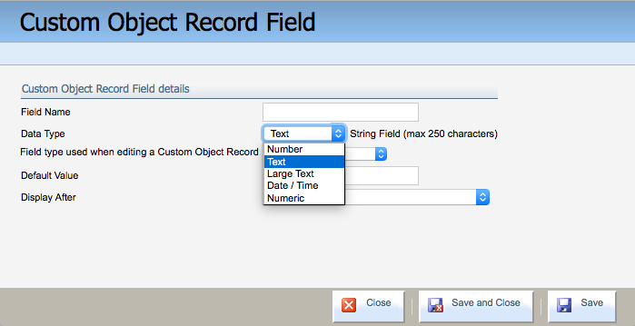 Tool Tip: Oracle Eloqua Custom Objects - Relationship One