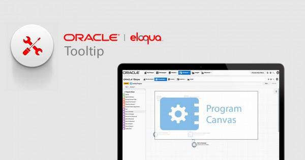 Tool Tip: Oracle Eloqua Program Canvas - Relationship One