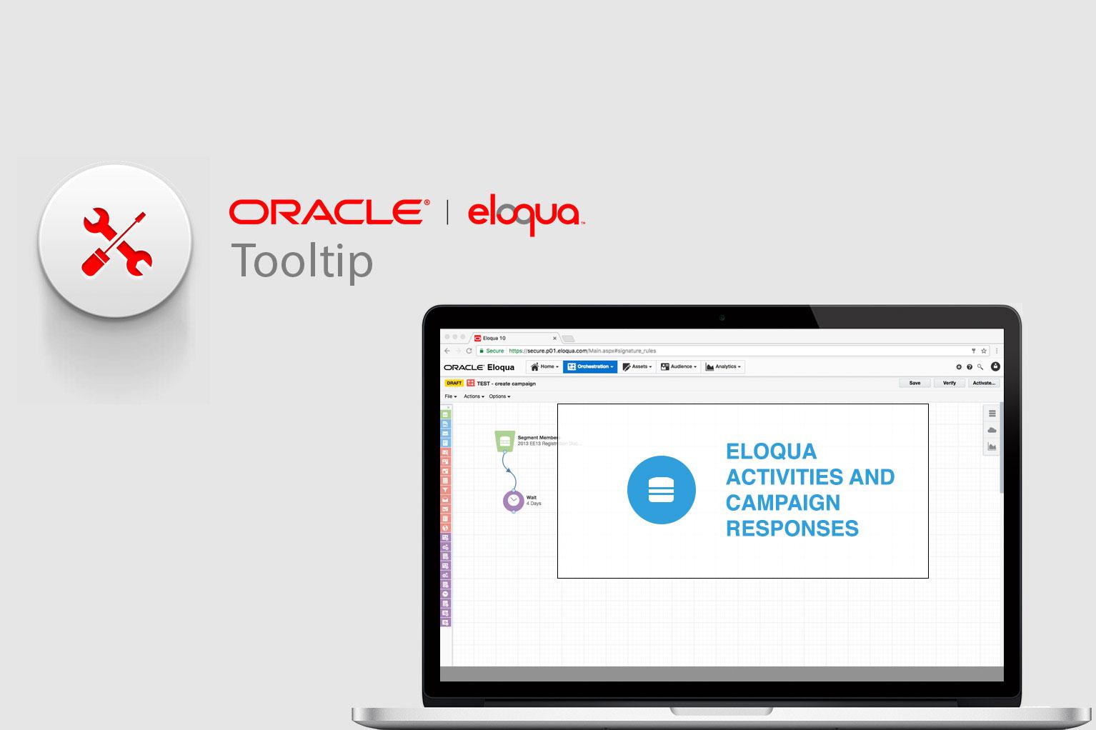 Tool Tip: Oracle Eloqua External Activities and SFDC
