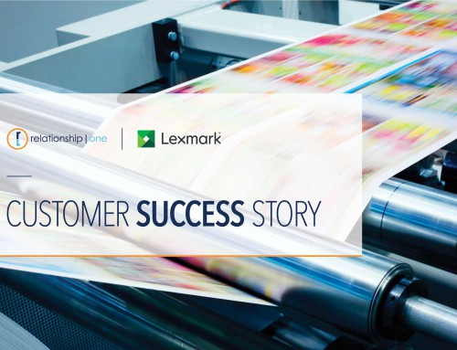 Customer Success Story: Lexmark