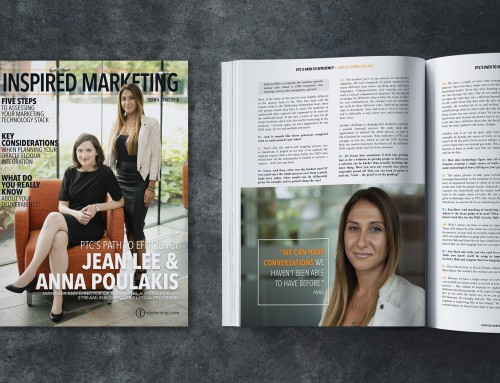 Inspired Marketing Magazine – Fall 2018