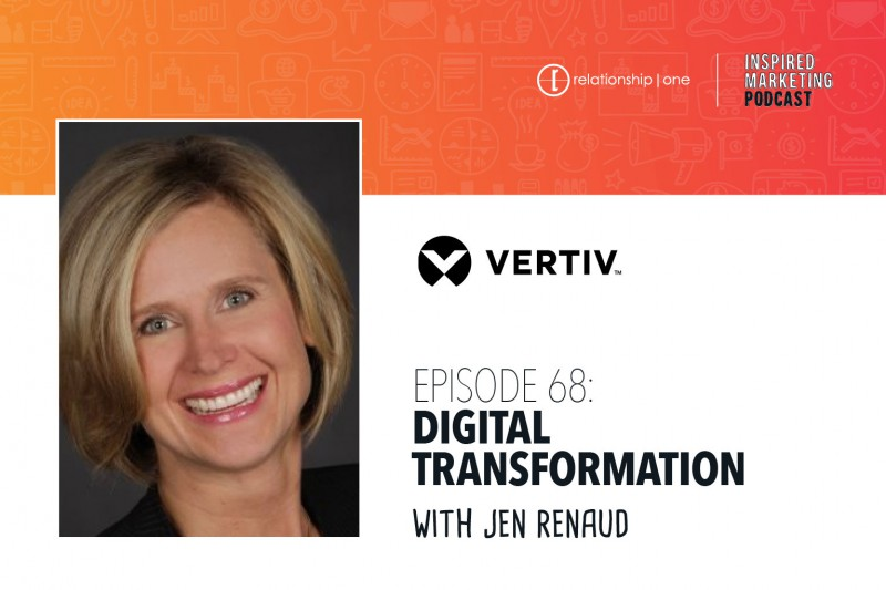 Inspired Marketing Jen Renaud Digital Transformation