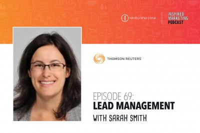 Inspired Marketing Podcast - Lead Management