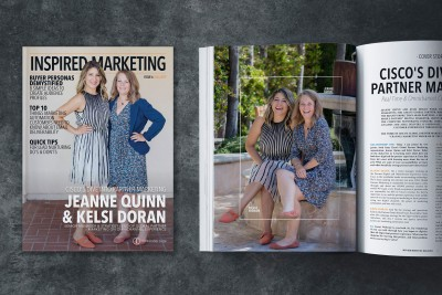 Inspired Marketing Magazine - Fall 2019