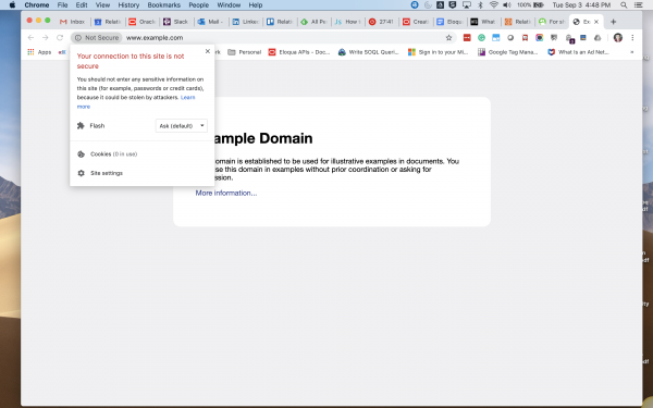 HTTP Site